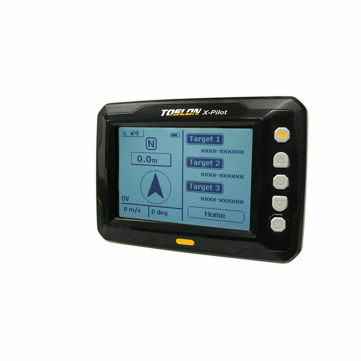 Toslon X Pilot Autopilot / GPS for Bait Boats + Long Range Antenna
