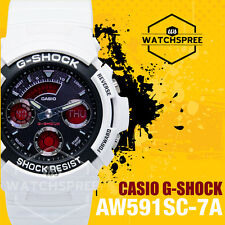 Casio G-Shock Crazy Colors Analog-Digital Watch AW591SC-7A