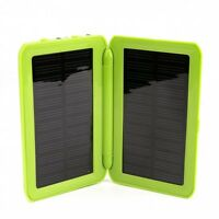 Wagan Solar E Charger 2.1a + 4000 Mah 2558-5 Solar Charger