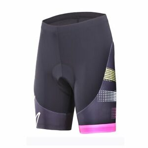2xl Easy And Simple To Handle Intellective Nwt 3d Gel Padded Black Cycling Shorts Beroy Women's