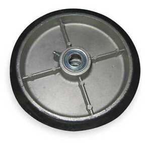 Wesco-052868-Wheel-8X2-In-Mold-On-Rubber