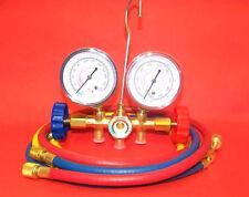 Refrigeration Air Conditioning AC Diagnostic Manifold Gauge Tool  R12 R22 R502
