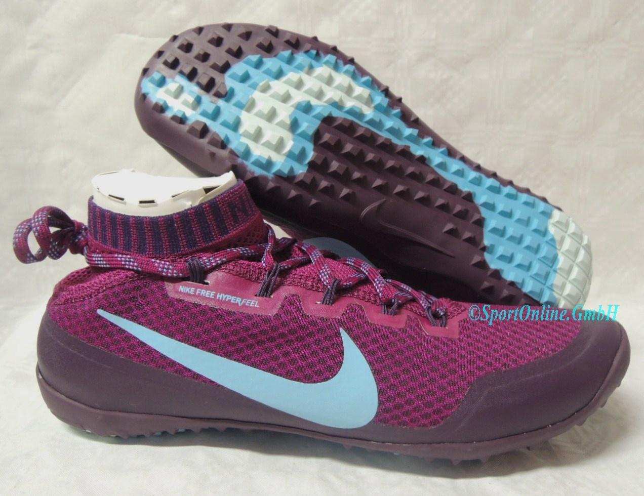 NEU Nike WMNS Free Hyperfeel Run TRL damen Gr  38,5 Trail Laufschuhe 616254-640