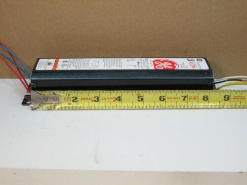 F32T8 or F25T8 Lamps GE B432I277EL//Ultra Triad 4-Lamp 277-Volt Ballast for 4