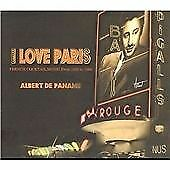 Various Artists : I Love Paris (Mixed By Albert De Paname) [french Import] CD 2