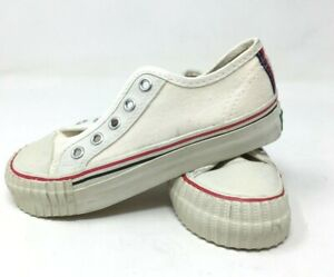 Vintage PF Flyers Canvas Sneaker White
