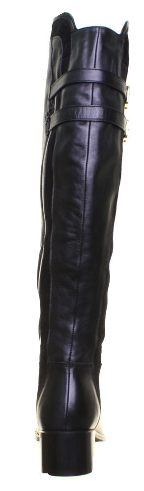Justin Leather Reece Freya Womens 100% Leather Justin Over the Knee Boots Size UK 3 - 8 662280