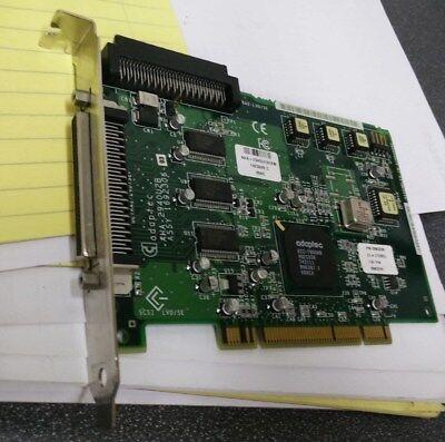 Adaptec 2940 AHA-2940U2B SCSI Controller USED /& TESTED