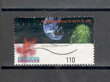 GERMANIA 1962 - FEDERALE 2000 EXPO HANNOVER - MAZZETTA  DI 20 - VEDI FOTO