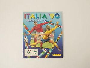 ALBUM-ITALIA-039-90-PANINI-5-1990-VUOTO-CON-6-FIGURINE-DA-APPLICARE-ARM10-557