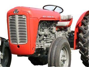 Massey ferguson tractor mf 35 wokshop service manual on cd ebay image is loading massey ferguson tractor mf 35 wokshop service manual fandeluxe Gallery