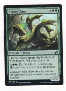 4 Curse of Predation Green Iconic Masters Mtg Magic Rare 4x x4