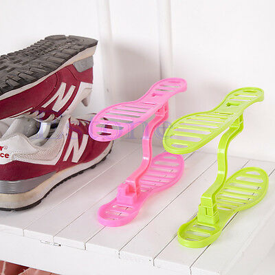 Removable Space-saving Home Shoe Rack Organizer Shoe Care Tree Anti-deformation