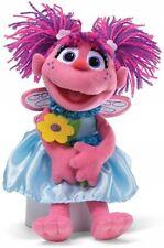Sesame Street Playskool Friends 8 Inch Mini Plush Abby Cadabby