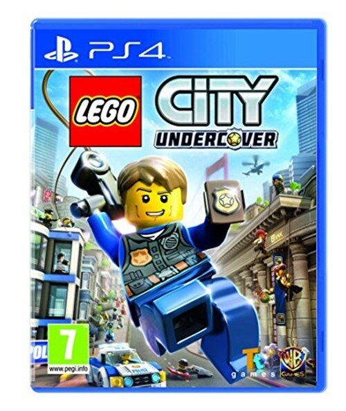 LEGO City Undercover PlayStation 4 (PS4)