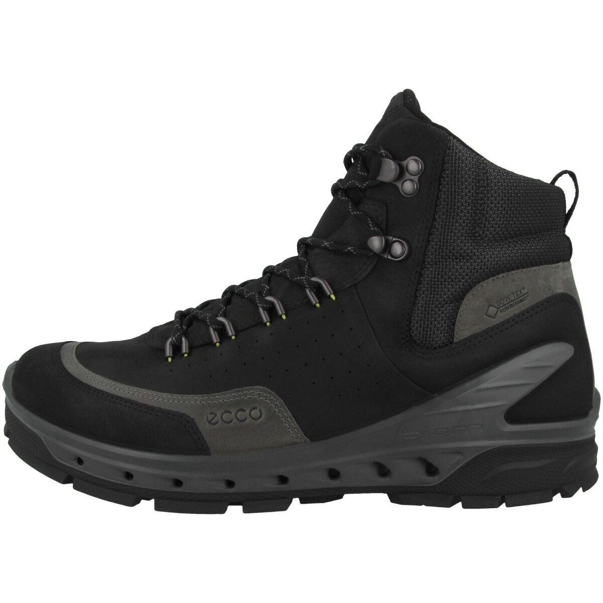 Ecco Biom Venture Tr. Calhan Mid GTX Gore-Tex zapatos Naturale Movimento
