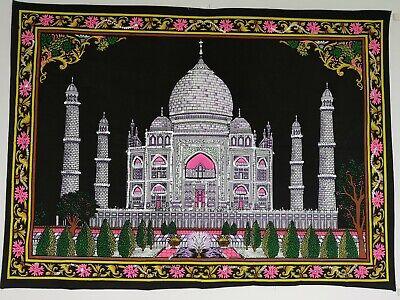Tajmahal Indian Wall Hanging Tapestry