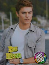 ZAC EFRON - A4 Poster (ca. 20 x 27 cm) - Fan Sammlung Clippings Ausland USA