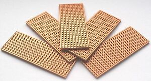 5-x-Vero-Type-Strip-Board-Stripboard-25-x-64-Veroboard