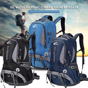 79f189c859 Image is loading FREEKNIGHT-30L-Unisex-Light-Climbing-Hiking-Backpack -Traveling-