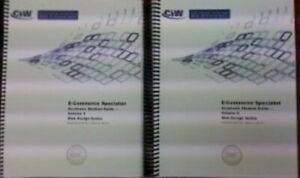 E-Commerce-Specialist-Web-Design-Series-Student-Guide-Set-Certified-Internet-Web
