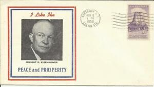 US Political Presidential ELECTION DAY Dwight Eisenhower(winner) NOV/6/1956