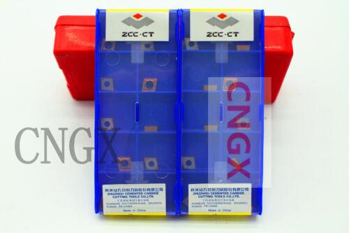 CCMT2 1-AHF YB9320 1.5 10pcs ZCC.CT CCMT060204-AHF