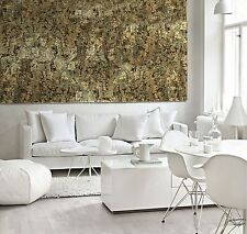 "Natural Virgin Cork Wall Feature Tile Sample 600x300ml 23.6"" x 11.8"""
