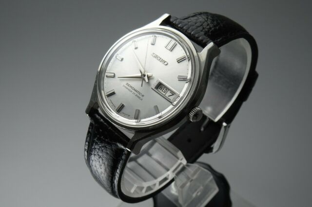 2548046917OH,Vintage 1966 JAPAN SEIKO SEIKOMATIC-R 8346-8000 27Jewels Automatic.