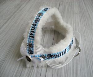 Hundegeschirr-Umfang-25-31-cm-Hundehalsband-Halsband-Hundebekleidung-Geschirr