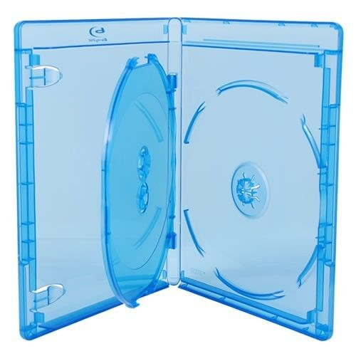 1 VIVA ELITE Blu-ray 3-Disc Case NEW Holds 3 discs Triple
