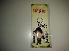Fairy Tail Chibi Character PVC Keychain   Gray Fullbuster - BRAND NEW