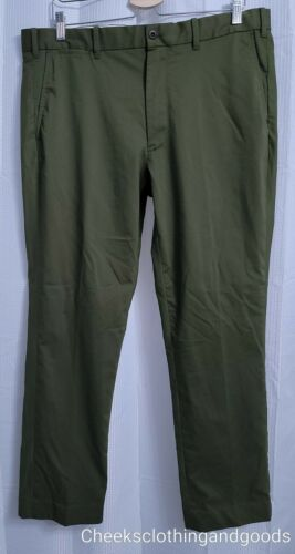 Ralph Lauren Polo Golf Tailored Fit Green Pants Me