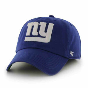 e5c015dc9 New York NY Giants NEW Twins Enterprise Fitted Franchise 47  Brand ...