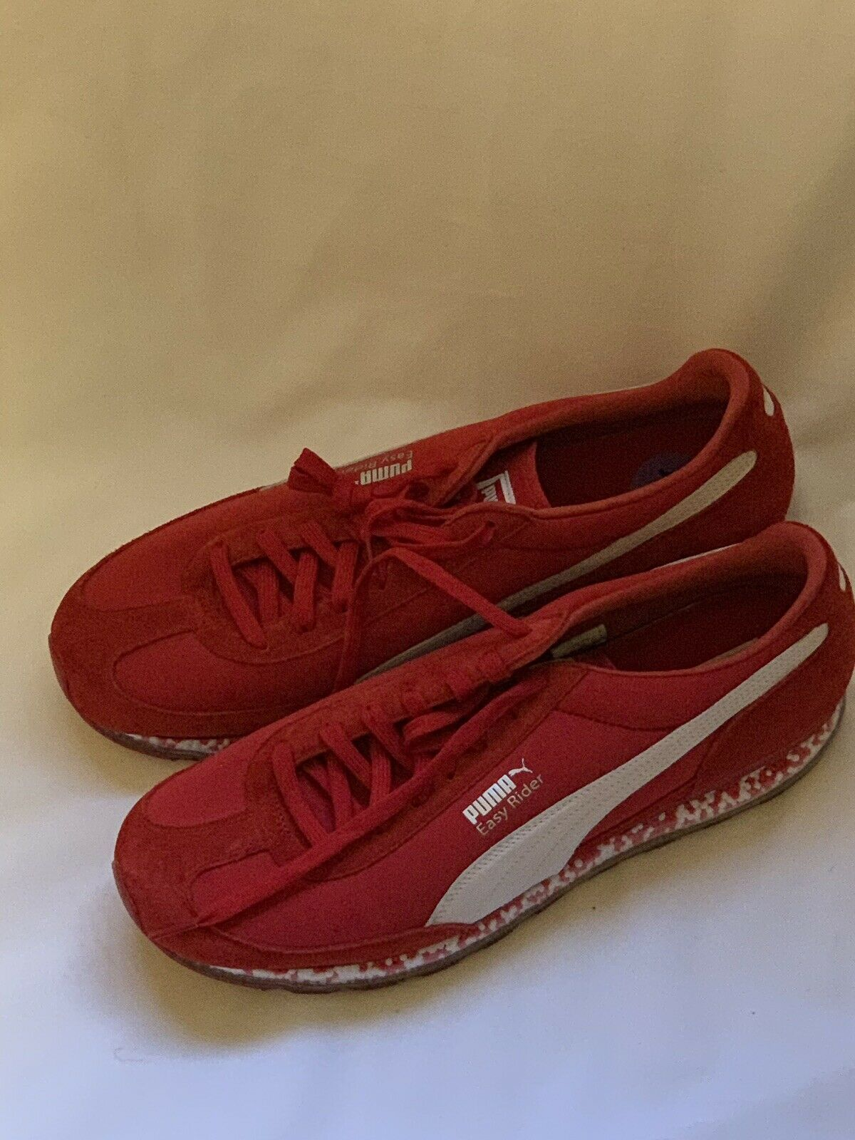 PUMA JAMMING EASY RIDER 367832 03  RED. Size 14