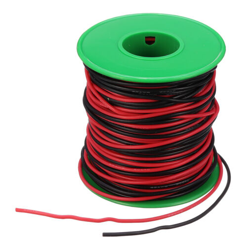 30m 20AWG Soft Silicone Wire Cable High Temperature Tinned Copper Flexible Wire