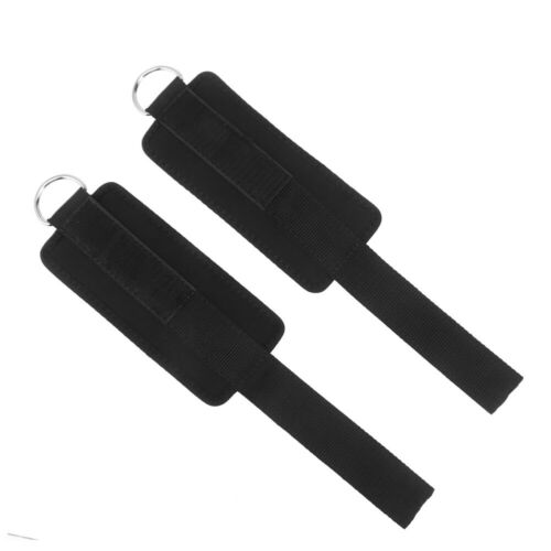 2pcs Ankle Weights Adjustable Leg Wrist Strap Running Boxing Braclets Straps Gym