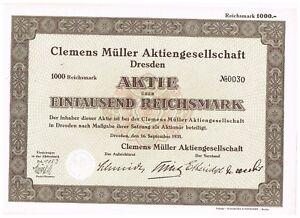 Clemens-Mueller-AG-Dresden-1935-1000-RM