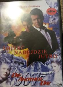 007 Die Another Day Smierc Nadejdzie Jutro DVD Polish Edition - Ciecierzyn, Polska - 007 Die Another Day Smierc Nadejdzie Jutro DVD Polish Edition - Ciecierzyn, Polska