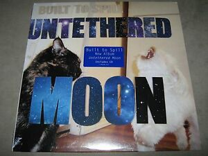 Built To Spill Untethered Moon Sealed New Vinyl Lp 2015