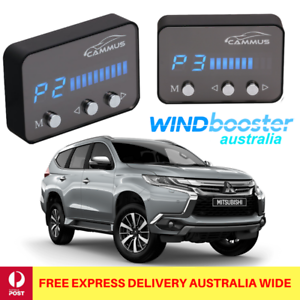 Windbooster-throttle-controller-to-suit-Mitsubishi-Pajero-Sport-2015-Onwards