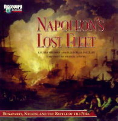 Napoleons Lost Fleet Bonaparte Nelson-ExLibrary