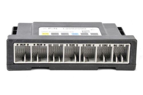 Body Control Module ACDelco GM Original Equipment 13592590 Reman
