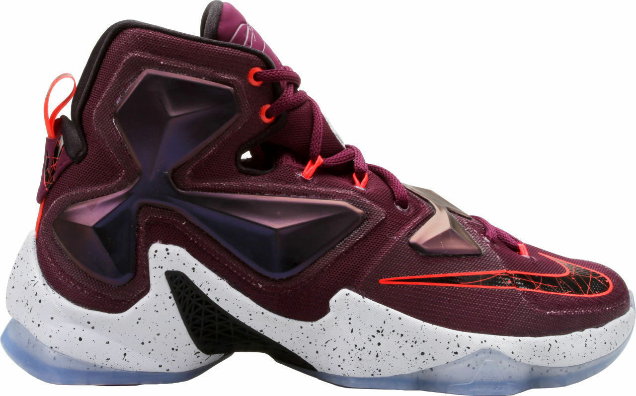 100% authentic 8ca60 9fc73 ... official store nike lebron 13 xiii sz 10.5 mulberry basketball807219  50014 ecbad fabe3