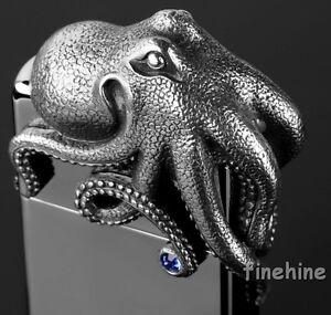 OCTOPUS 3D Figurine ZIPPO-Highlight Choice 2015/2016 ...