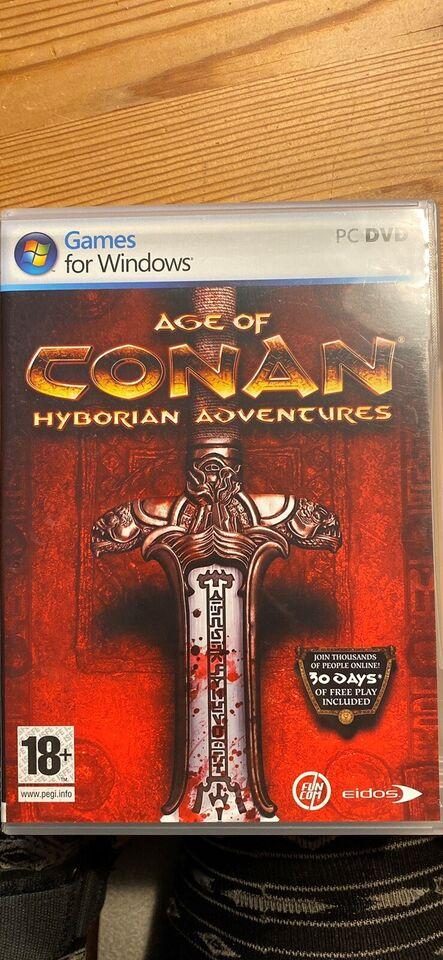 Age of Conan, til pc, adventure