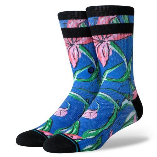 Blue BNWT Stance NEW Men/'s Waipoua Socks