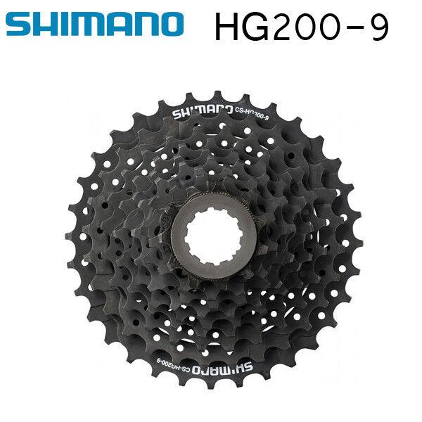 11-32T Y99X gobike88 SHIMANO CS-HG20-9 Cassette 9 Speed