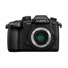 Panasonic Lumix GH5 Body Only 4K *NEW* *IN STOCK* *PANASONIC USA WARRANTY*