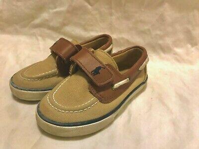Polo ralph lauren toddler boy shoes Size 7 | eBay